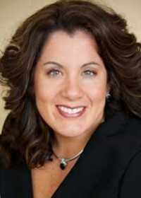 Photo of corporate communications trainer Lisa Voso